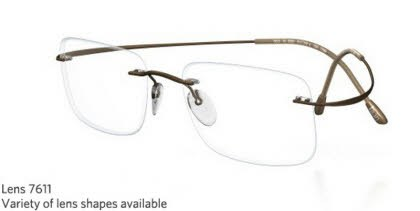 cefeb8e457 Silhouette Rimless 7799 The Must Collection Eyeglasses « Heritage Malta