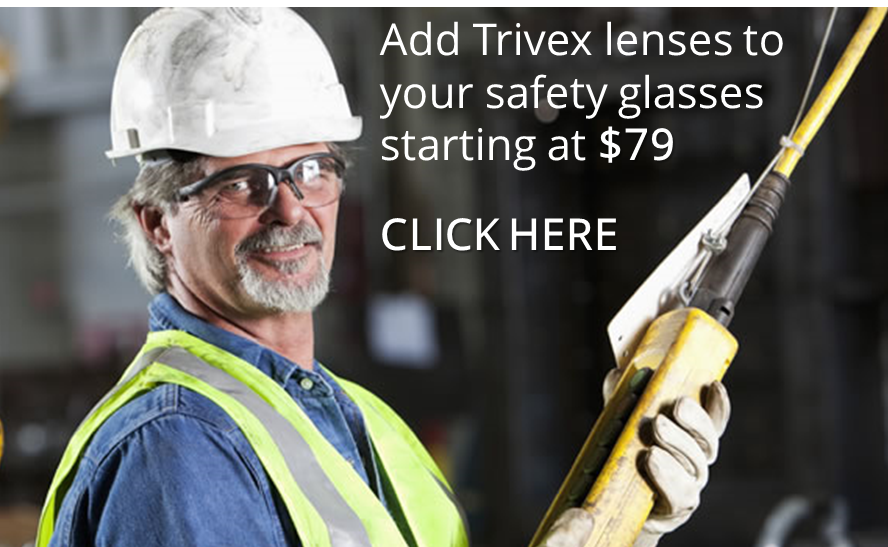 Trivex Safety Lenses