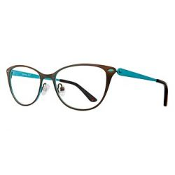 sydney-love-sl2034-eyeglasses-Brown-Teal