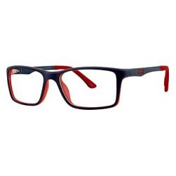 vivid-collection-vivid-kids-152-eyeglasses-Matt Navy-Red