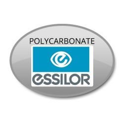 Progressive Polarized Polycarbonate Lenses with Crizal Sun by Essilor Ovation