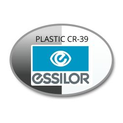 Progressive Transitions Plastic CR39 Lenses with Crizal Sun by Essilor Ovation