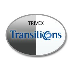 Single Vision Transitions XTRActive Trivex Lenses