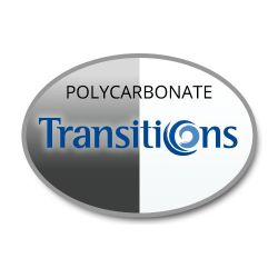 Single Vision Transitions Polycarbonate Lenses
