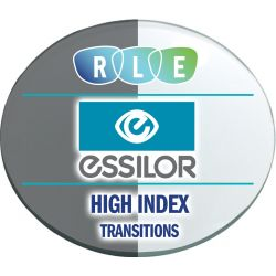 Single Vision Transitions High Index 1.74 Lenses