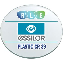 Essilor 360 - Digital Flat-Top 28 Clear Plastic CR39 Bifocal Lenses