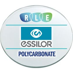 Clear Polycarbonate Lenses by Essilor Computer