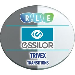 Essilor Definity 3 Digital Progressive Transitions Trivex Lenses