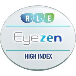 Eyezen Single Vision Clear High Index 1.74 Lenses
