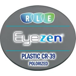 Eyezen + Single Vision Polarized Plastic CR39 Lenses