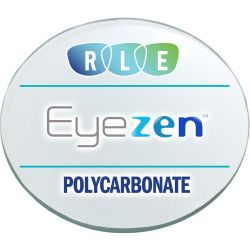 Eyezen + Single Vision Clear Polycarbonate Lenses