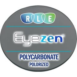 Eyezen + Single Vision Polarized Polycarbonate Lenses