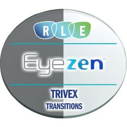 Eyezen Single Vision Transitions Trivex Lenses