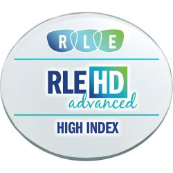 RLE In-House HD Advanced Digital Progressive Clear High Index 1.67 Lenses