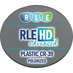 RLE In-House HD Advanced Digital Progressive Polarized Plastic CR39 Lenses