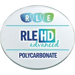 RLE In-House HD Advanced Digital Progressive Clear Polycarbonate Lenses