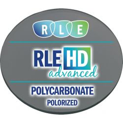 RLE In-House HD Advanced Digital Progressive Polarized Polycarbonate Lenses