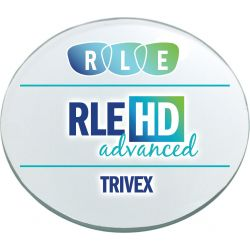 RLE In-House HD Advanced Digital Progressive Clear Trivex Lenses