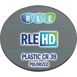 RLE In-House HD Digital Progressive Polarized Plastic CR39 Lenses