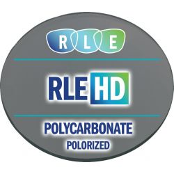 RLE In-House HD Digital Progressive Polarized Polycarbonate Lenses