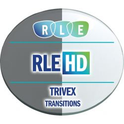 RLE In-House HD Digital Progressive Transitions Trivex Lenses