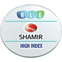 Progressive Clear High Index 1.67 Lenses by Shamir Autograph II