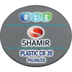 Progressive Polarized Plastic CR39 Lenses by Shamir Autograph II