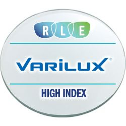 Progressive Clear High Index 1.67 Lenses by Varilux Comfort DRX