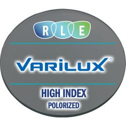 Progressive Polarized High Index 1.67 Lenses by Varilux Comfort