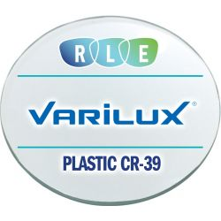 Progressive Clear Plastic CR39 Lenses by Varilux Ellipse