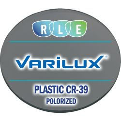 Varilux Physio W3+ Plastic CR39 Polarized Lenses