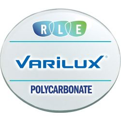 Progressive Clear Polycarbonate Lenses by Varilux Physio