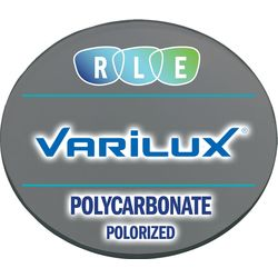Progressive Polarized Polycarbonate Lenses by Varilux Comfort