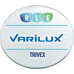 Progressive Clear Trivex Lenses by Varilux Physio