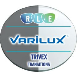 Progressive Transitions Trivex Lenses by Varilux Physio