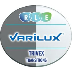 Varilux Physio Enhanced Digital Progressive Xtractive Transitions Trivex Lenses
