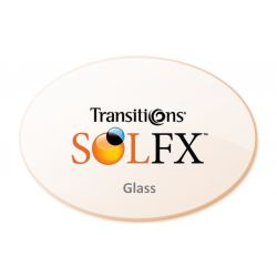 Progressive Tempered Glass Autumn Gold Transitions SOLFX Lenses