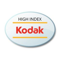 Kodak Unique - Digital Progressive Clear High Index 1.67 Lenses