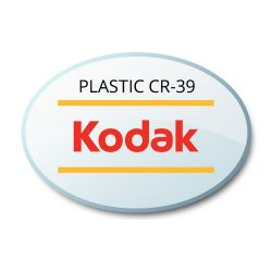 Kodak Unique - Digital Progressive Clear Plastic CR39 Lenses