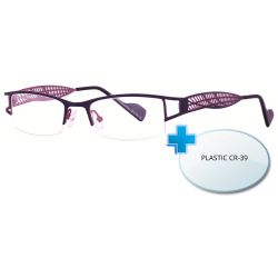 Vivid 375 Eyeglasses + Prescription Lenses