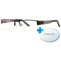 Vivid 376 Eyeglasses + Prescription Lenses