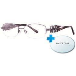 Vivid 697 Eyeglasses + Prescription Lenses