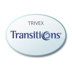 Single Vision Transitions Aspheric Trivex Lenses