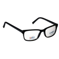 Titmus TR 318 with Side Shields - Zyl Collection Eyeglasses Black