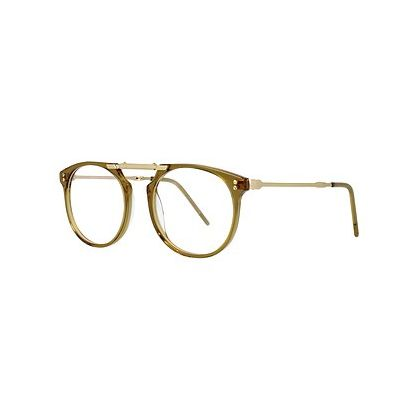 prodesign---danish-heritage-4759-eyeglasses-Orange-Brown Medium Transparent