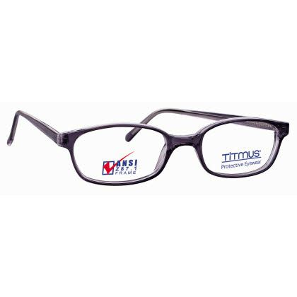 Titmus FC 705 with Side Shields Eyeglasses Gray (C203)