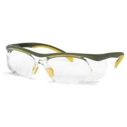 Titmus SW 06E-SWRx Collection Eyeglasses Brown/Yellow (BRN)