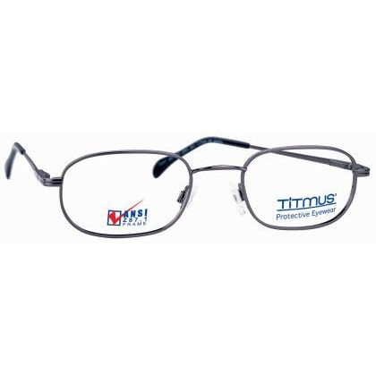 Titmus PC 267 with Side Shields -Premier Collection Eyeglasses Gray (GRA)