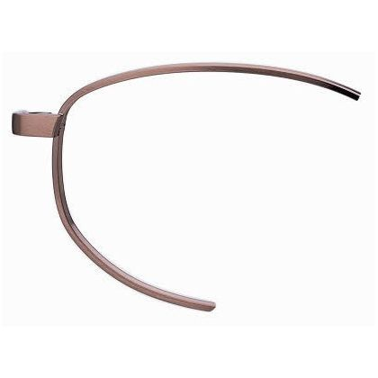 Titmus FC 706 with Side Shields Eyeglasses Antique Brown (BRN)