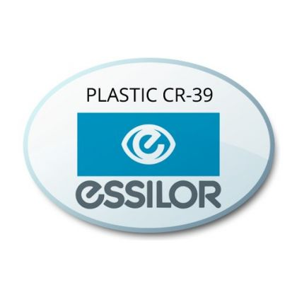 Digital Progressive Clear Plastic CR39 Lenses with Crizal Sun by Essilor Adaptar
